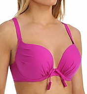 Empreinte Pretty Underwire Plunge Swim Top KYS-PRE