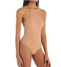 Free People Bridget High Neck Low Back Bodysuit FT410