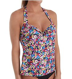 Freya Summer Underwire Halter Tankini Swim Top AS3714