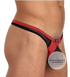 Gregg Homme X-Rated Maximizer Mesh Enhancer Thong 85004