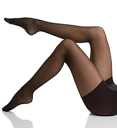Hanes Perfect Nudes Micro Net Girl Short Pantyhose PN0003