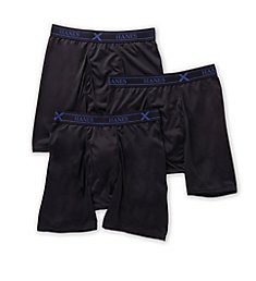 Hanes Ultimate X-Temp Performance Boxer Briefs - 3 Pack UPBBB3