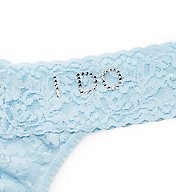 Hanky Panky I Do Low Rise Lace Thong 6510