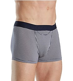 HOM Simon H01 Striped Boxer Brief 359850