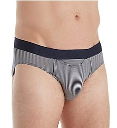HOM Simon HO-1 Striped Mini Brief 359852