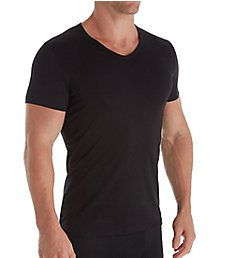 HOM Classic V-Neck Tee Shirt 400206