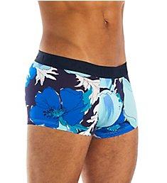 HOM Aqua Floral Trunk 401716
