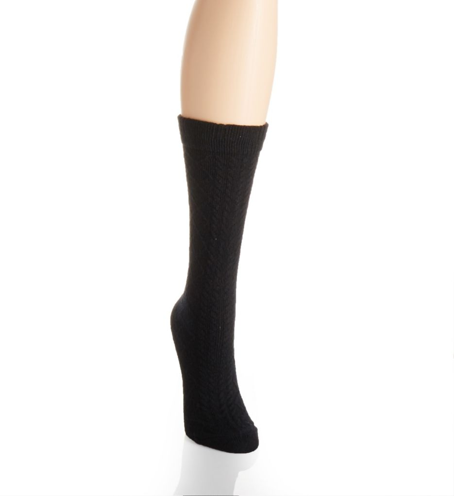 Hue Puckered Boot Sock U17034