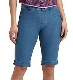 Hue Cuffed Essential Denim Shorts U20004