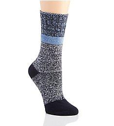 Hue Supersoft Marled Boot Sock U21720