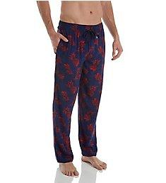 Izod Printed Rayon Woven Sleep Pant 8005WR