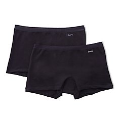 Janira Essential Cotton Boyshort Panty - 2 Pack 31671