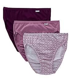 Jockey Elance Classic Fit French Cut Panty - 3 Pack 1487