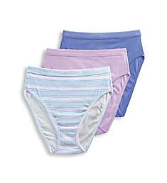 Jockey Elance Breathe French Cut Panty - 3 Pack 1541