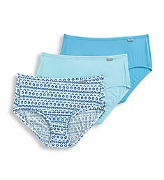 Jockey Elance Supersoft Classic Brief Panty - 3 Pack 2073