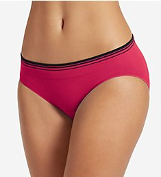 Jockey Sporties Stripe Bikini Panty 2157