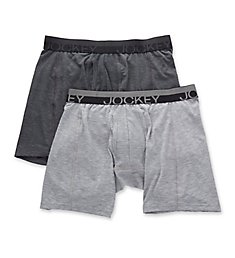 Jockey Sport Outdoor Boxer Briefs - 2 Pack 8150