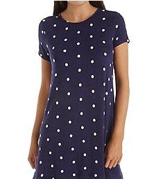 Jockey Sleepwear Cruise Short Sleeve Sleepshirt JK01527