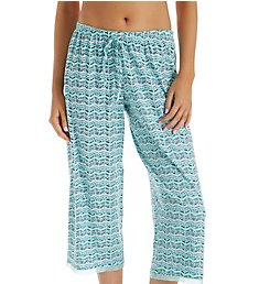 Jockey Sleepwear Bring on Summer Cropped Pants JK81524