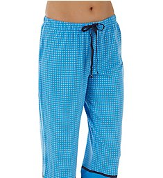 Jockey Sleepwear Morning Gorgeous Cropped Pant JK81603