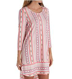 Jockey Sleepwear The Brunch Club 3/4 Sleeve Sleepshirt JK91608
