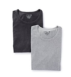 JOE's Jeans Underwear Cotton Stretch Modern Crew Neck T-Shirts - 2 Pack 320323