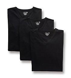 JOE's Jeans Underwear Cotton Stretch Modern V-Neck T-Shirts - 3 Pack JO325323