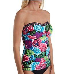La Blanca Flora Garden Underwire Multiway Tankini Swim Top B71E01X