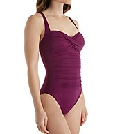 La Blanca Island Goddess Sweetheart Mio One Piece Swimsuit LB6BA13