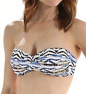 La Blanca Animale Instinct Bandeau Swim Top LB6HB81