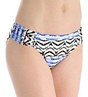 La Blanca Animale Instinct Side Shirred Hipster Swim Bottom LB6HB96