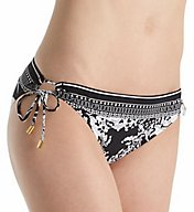 La Blanca Sevilla Scarf Tie Side Hipster Brief Swim Bottom LB7AT94