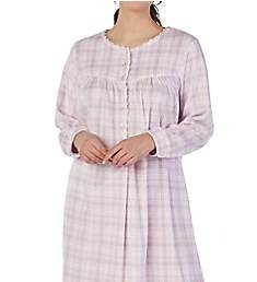 Lanz of Salzburg Microfleece Long Sleeve Gown 5216834