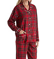 Lanz of Salzburg Flannel Pajama Set 5716828