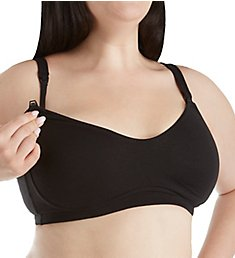 Leading Lady Cotton Wirefree Sports Nursing Bra 4059