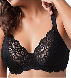 Leading Lady Scallop Lace Cup Underwire Bra 5044