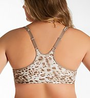Leading Lady Full Figure Front Close Racerback Bra 5415