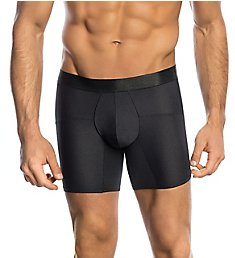 Leo Superior Fit Microfiber Mesh Long Boxer Brief 033300