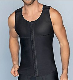 Leo Firm Compression Front Hook Vest w/ Back Support 035020