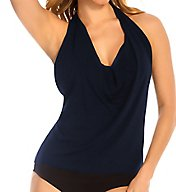 MagicSuit Solids Sophie Underwire Tankini Swim Top 6000115
