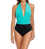 MagicSuit Solid Yves Wireless One Piece Swimsuit 6000117
