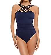 MagicSuit Solids Giselle Wireless One Piece Swimsuit 6000126
