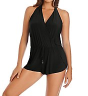 MagicSuit Solids Bianca Wireless Swim Romper 6000157