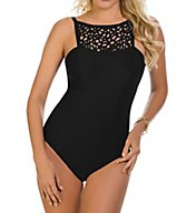 MagicSuit Cut it Out Juli Underwire One Piece Swimsuit 6002330
