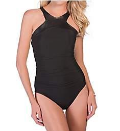 MagicSuit Rev It Bonnie Underwire High Neck One PC Swimsuit 6002462