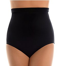 MagicSuit Solids Basic High Waisted Brief Swim Bottom 6003028