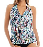 MagicSuit Constellation Sophie Underwire Tankini Swim Top 6003115