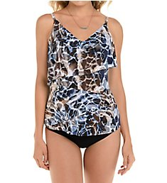MagicSuit Chloe Wire Free Tankini Swim Top 6004434