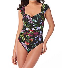 MagicSuit Modern Romance Natalie Wireless One Piece Swimsuit 6006363