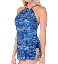 MagicSuit Blue Jean Parker Underwire One Piece Swimsuit 6009512
